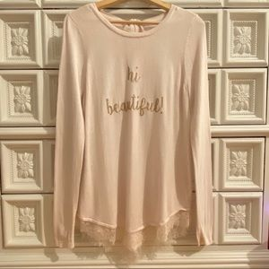 LC by Lauren Conrad Sweater